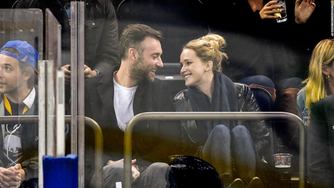 Jennifer Lawrence and Cooke Maroney are engaged - CNN