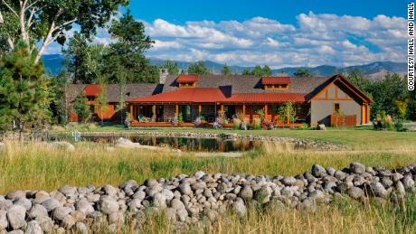 Suburban McMansions are out  Ritzy, remote ranches are in - CNN