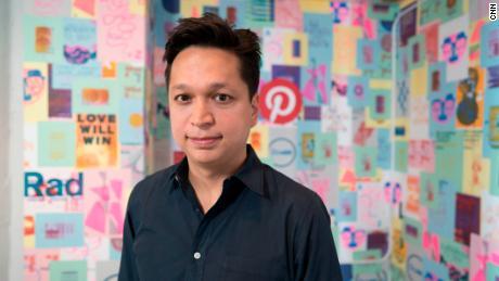 Pinterest founder Ben Silbermann on creating the anti-social media platform
