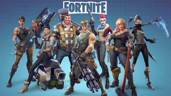 Video game Fortnight released by Epic in 2018. CREDIT: EPIC