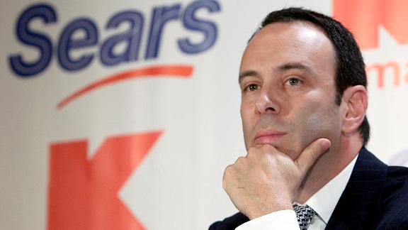 Eddie Lampert, the chairman of Sears who also served as CEO until its bankruptcy filing. It was disclosed Wednesday he likely  won