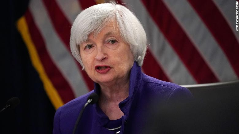 why janet yellen makes so much sense as treasury secretary cnn cnn com