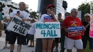 House Republicans push Medicare for all hearings while Democrats stall
