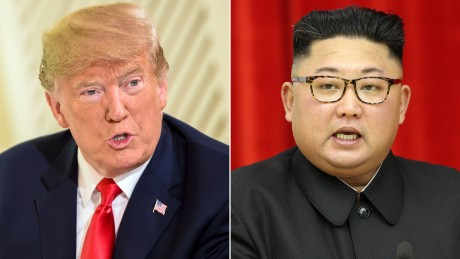 Trump takes 20 steps into North Korea, making history as first sitting US leader to enter hermit nation