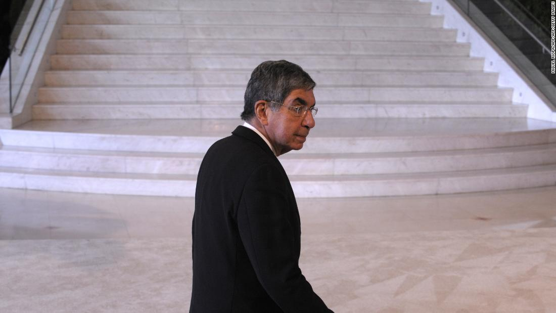 Óscar Arias, former Costa Rican president and Nobel Peace Prize winner, accused of sexual offenses
