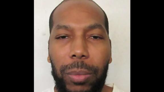 """This undated handout photograph obtained February 4, 2019 courtesy of the Alabama Department of Corrections shows Domineque Ray, 42, a Muslim death row inmate. - Ray won a last-minute stay of execution on February 6, 2019, when a federal court ruled that his constitutional rights had been violated because the state of Alabama refused to provide an imam to accompany him into the death chamber. (Photo by Handout / Alabama Department of Corrections / AFP) / RESTRICTED TO EDITORIAL USE - MANDATORY CREDIT """"AFP PHOTO / Alabama Department of Corrections"""" - NO MARKETING NO ADVERTISING CAMPAIGNS - DISTRIBUTED AS A SERVICE TO CLIENTS ---HANDOUT/AFP/Getty Images"""
