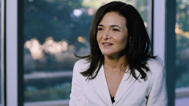 Sheryl Sandberg opens up about Zuckerberg and her future at Facebook