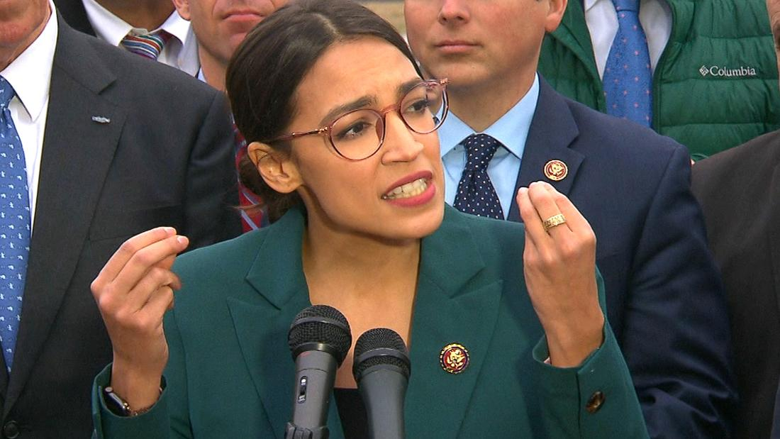 Democrats plan to block Green New Deal in Senate vote Tuesday