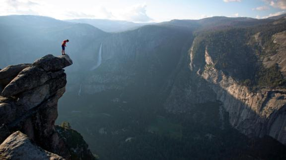A film crew documented Honnold