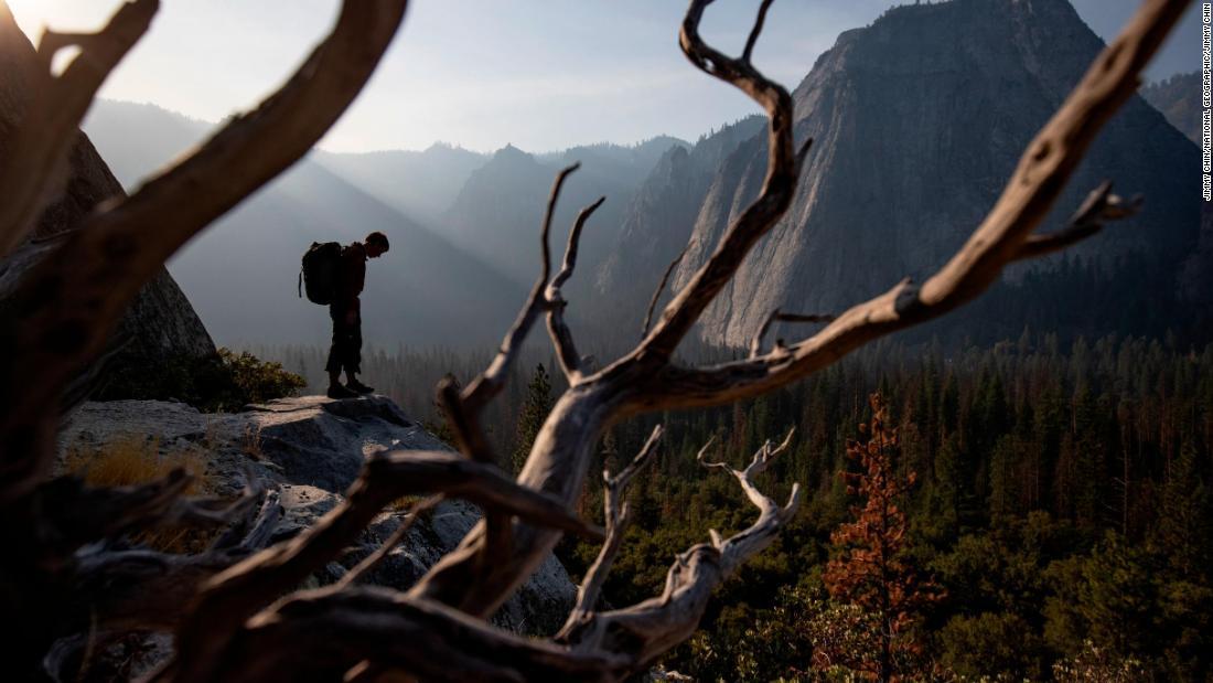 'If he slips, he falls. If he falls, he dies' -- Climbing 3,000 feet without ropes