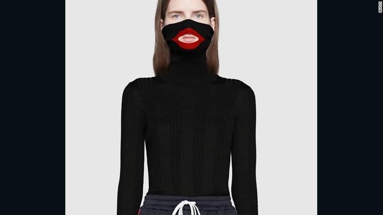 """The Italian luxury brand said it """"deeply apologizes for the offense caused by the wool balaclava jumper."""""""
