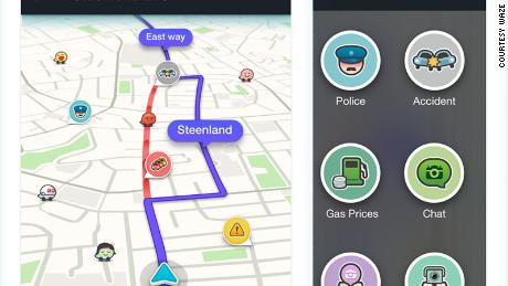 Waze DUI checkpoints feature draws complaints from NYPD - CNN