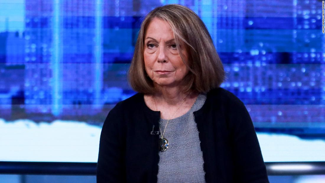 Ex Nyt Editor Jill Abramson Says She Will Update Her Book Following Allegations Of Plagiarism Cnn