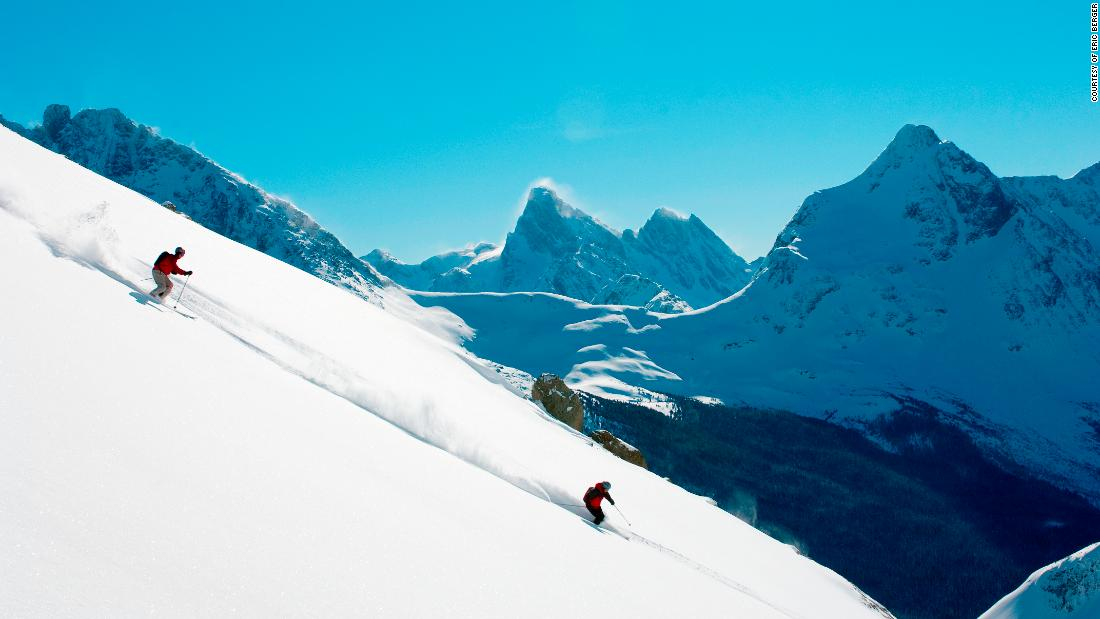 12 best heli-skiing places around the world   CNN Travel