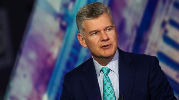 Mark Yusko, chief executive officer of Morgan Creek Capital Management LLC, speaks during a Bloomberg Television interview in New York, U.S., on Thursday, June 7, 2018. Yusko discussed investors shifting money out of the Permian. Photographer: Christopher Goodney/Bloomberg via Getty Images
