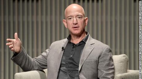 Saudi Arabia denies any role in Jeff Bezos & # 39; affair leak