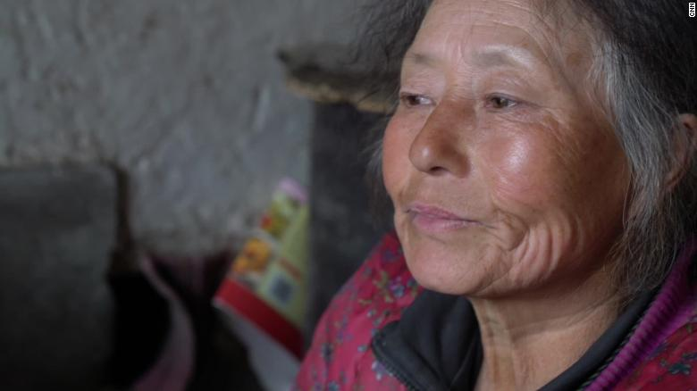 China's senior citizens risk being left behind
