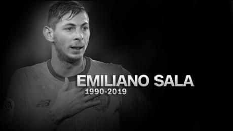 Emiliano Sala's body identified as family pays tribute to footballer
