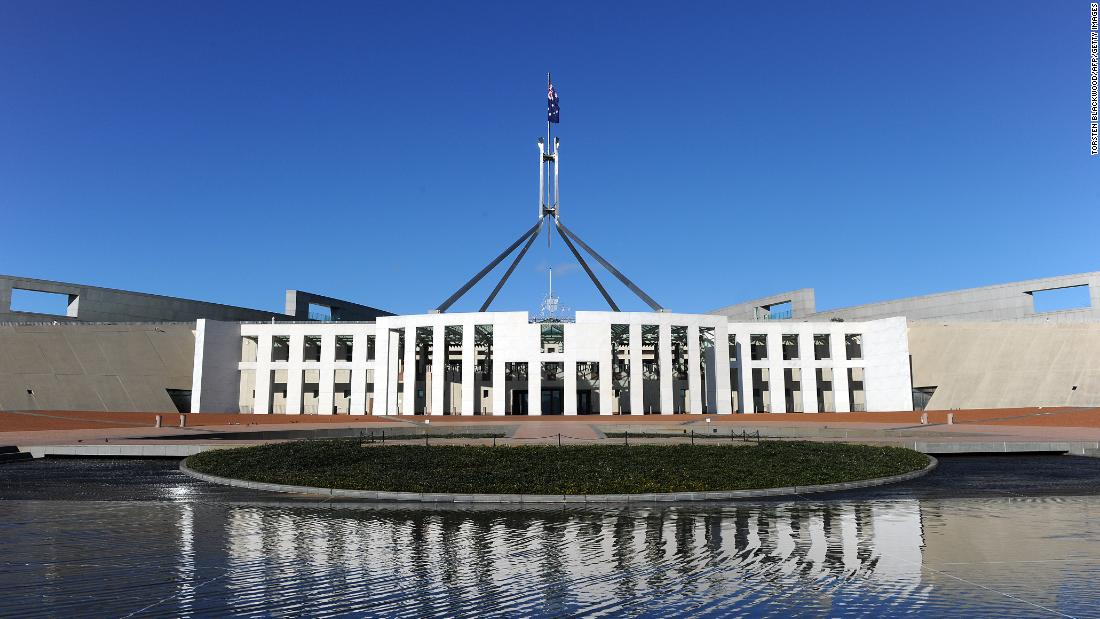 'Sophisticated state actor' blamed for massive Australian government hack