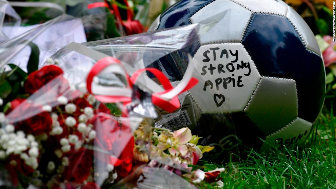 'We talk to him like he's not sick,' says brother of brain-damaged footballer