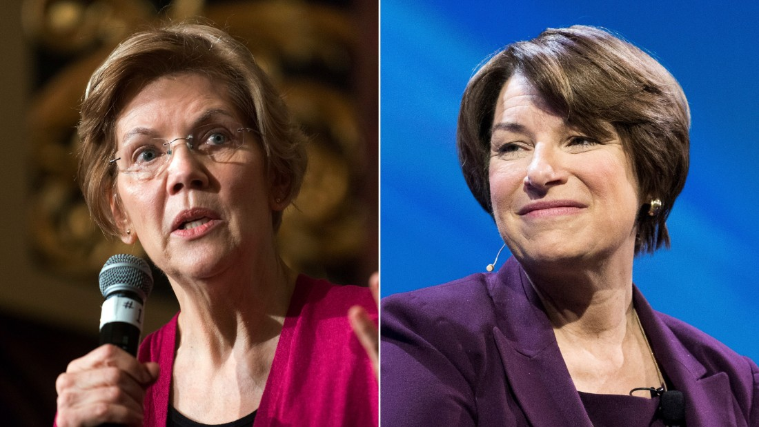 2020 Democrats embrace populist message against corporations and the wealthy
