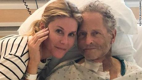 Lindsey Buckingham is  recuperating at home and getting stronger, his wife, Kristen Buckingham, said.
