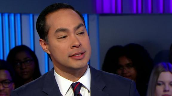 Julian Castro Van Jones Show