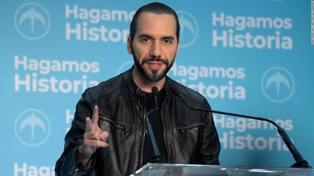 The strange political path of Nayib Bukele, El Salvador's new President