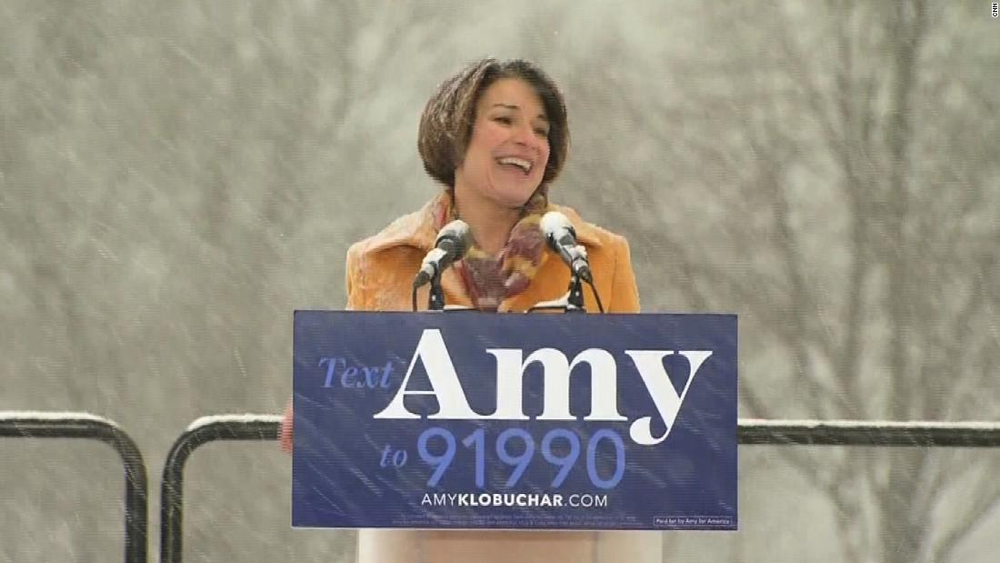Amy Klobuchar Fast Facts