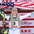 Lindsey Vonn Are downhill