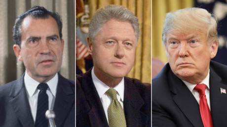 Clinton, Nixon reports offer starkly different models for Mueller