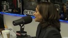 Kamala Harris Breakfast Club intv