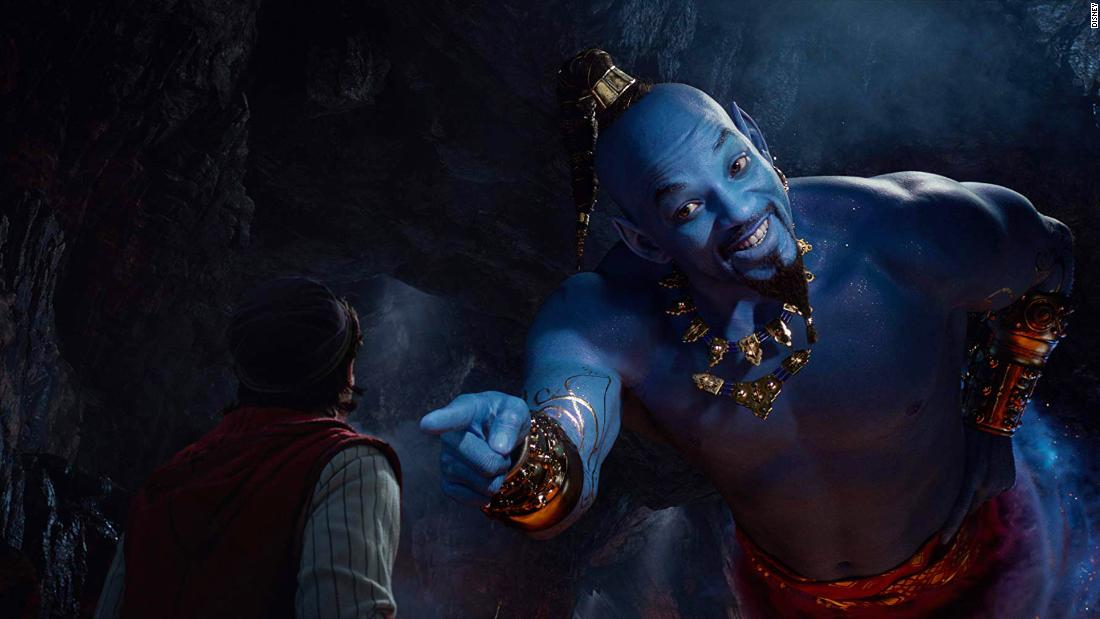 Can 'Aladdin' bring some magic to the Memorial Day box office?