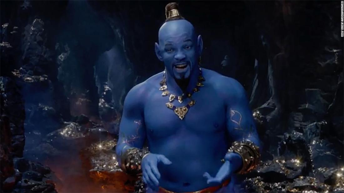 Will Smith as the 'Ala...
