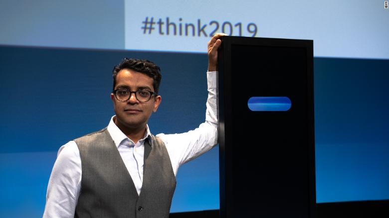IBM computer debates human champion