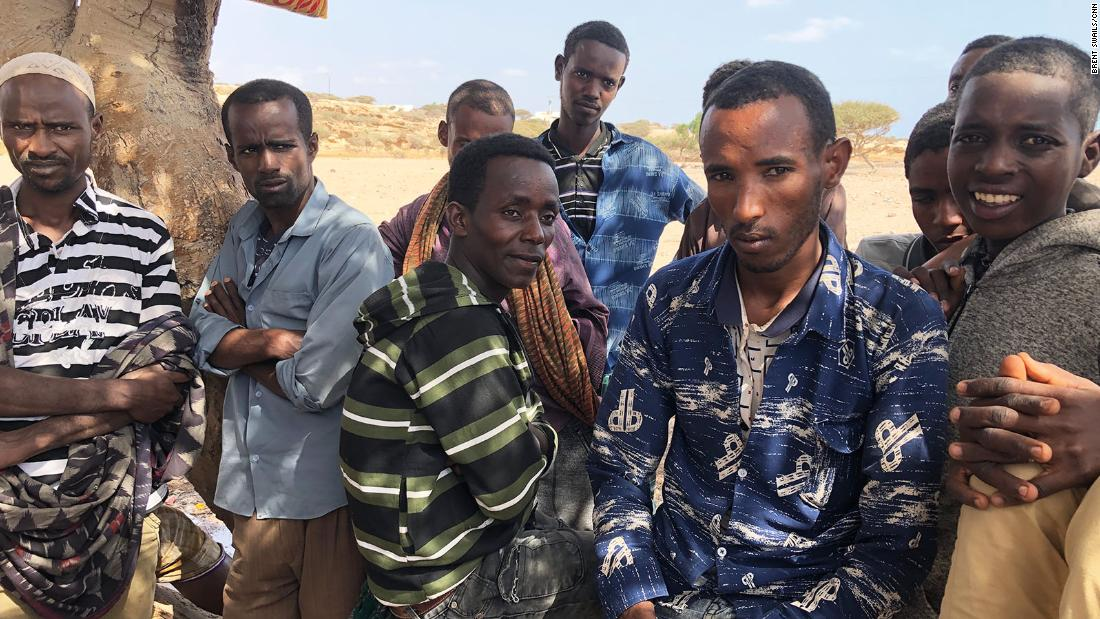 The Ethiopian migrants braving Yemen's war to find a better life in Saudi Arabia