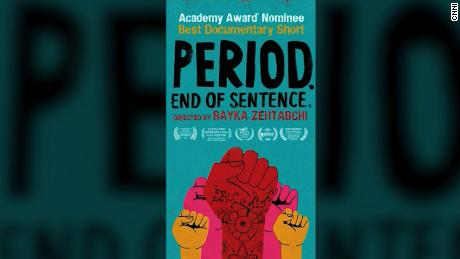 Oscar-nominated film aims to end stigma of menstruation