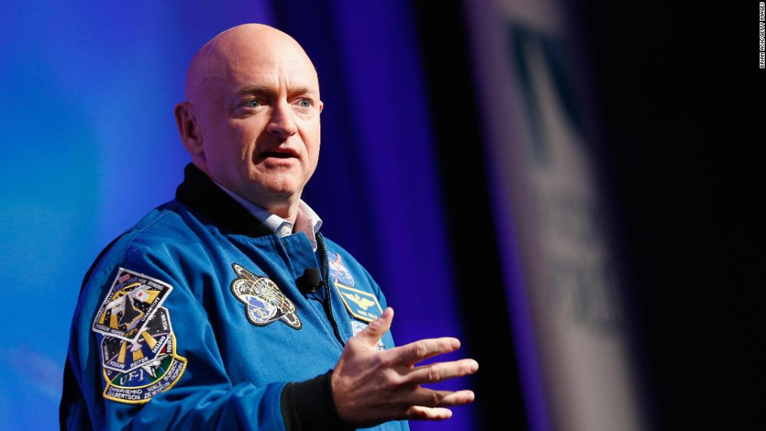 Senate Candidate Mark Kelly returns $55,000 from paid speech in United Arab Emirates