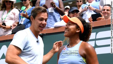 Naomi Osaka splits with coach Sascha Bajin weeks after Australian Open win