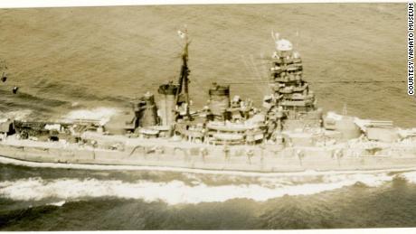 Wreck of Japanese World War II battleship found off Solomon