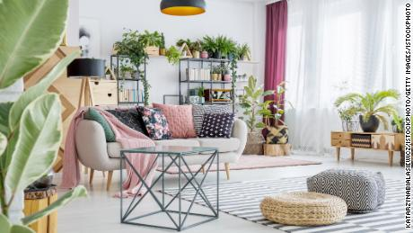 Affordable home décor trends to freshen up your space for spring - CNN