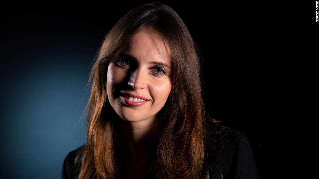 How Felicity Jones stepped into 'notorious' shoes