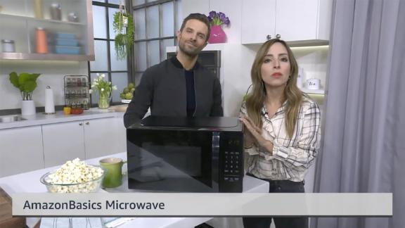 On Amazon Live, lifestyle influencers will try to sell you an AmazonBasics Microwave.