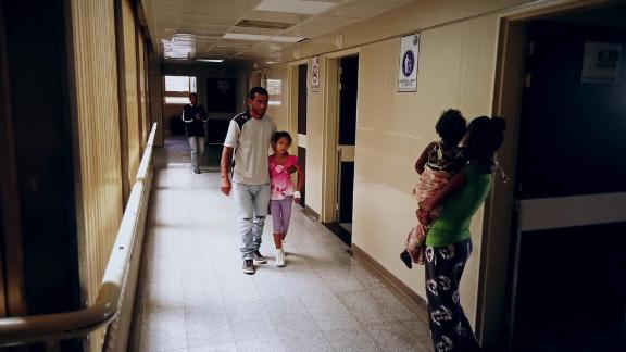 Domingo Luciani is the only pediatric surgical unit left in the capital of Caracas.