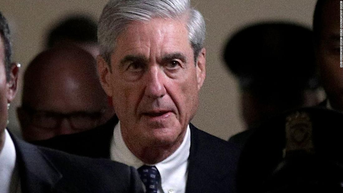 The American people must hear from Mueller