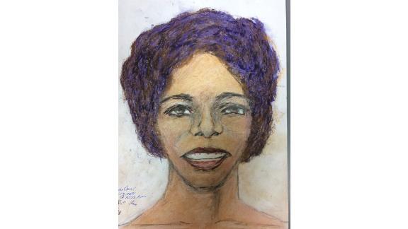 Black female between 25-28 years old killed between 1976 and 1979 or in 1993 in Houston, Texas.