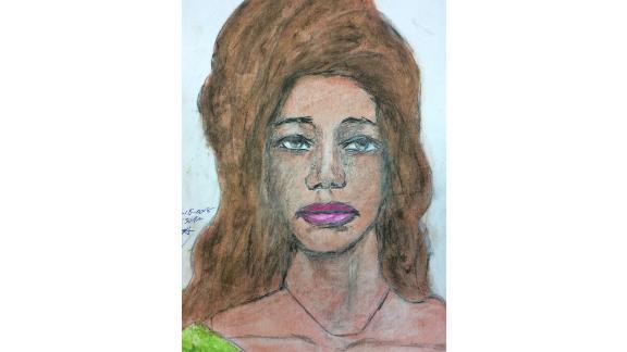 Black female, age 40, killed in 1993 in Las Vegas.