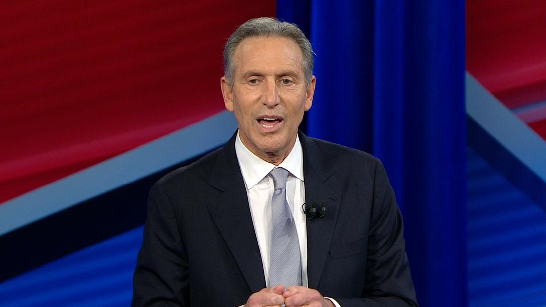 With Howard Schultz, there's no there there