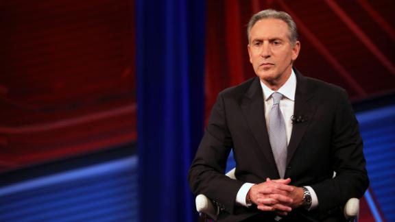 CNN Town Hall Senator with Howard Schultz
