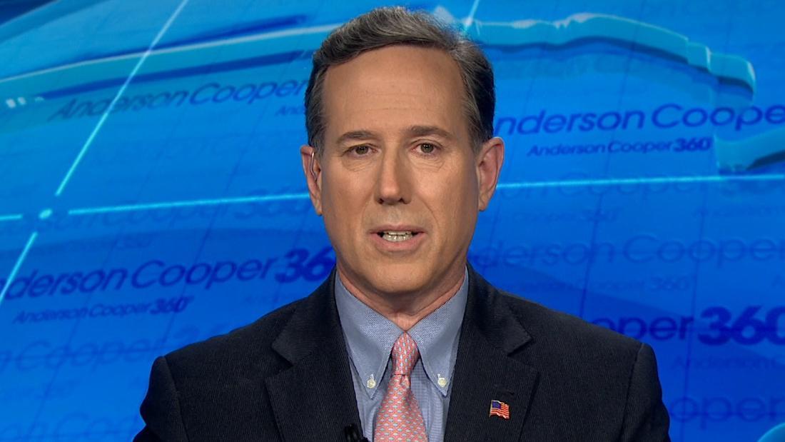 Santorum: Trump clearly not a winner in shutdown deal